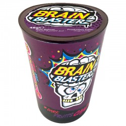 Кислые Леденцы Brain Blasterz Purple 48 гр